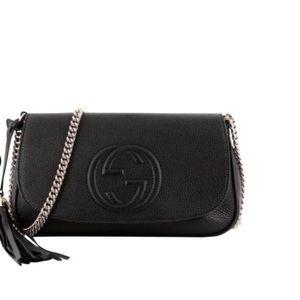 87988f3c1d1 Women s Gucci Soho Chain Bag on Poshmark